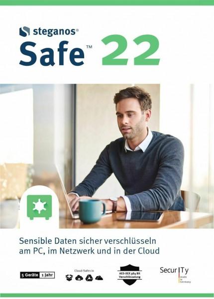 Steganos Safe 22