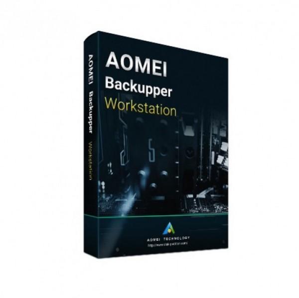 AOMEI Backupper WorkStation