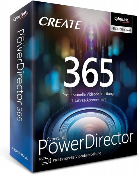 Cyberlink PowerDirector 365
