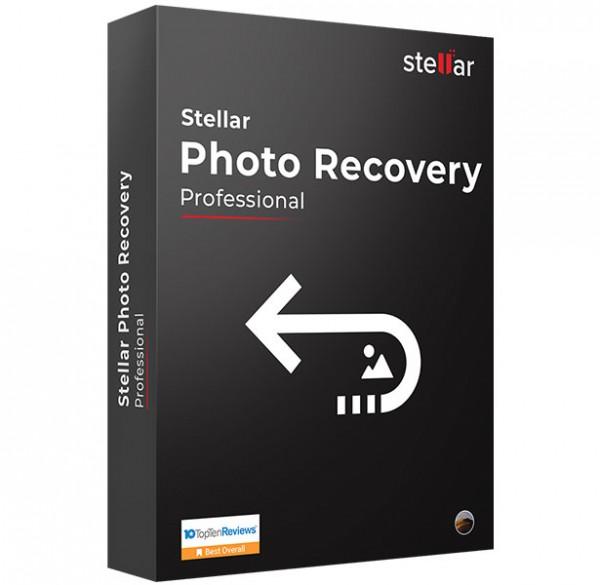 Stellar Photo Recovery 9 Professional MAC