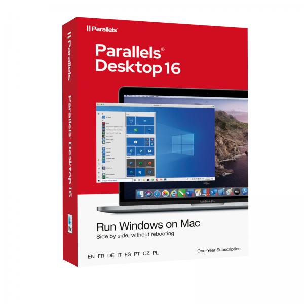 Parallels Desktop 16 für MAC Standard Edition