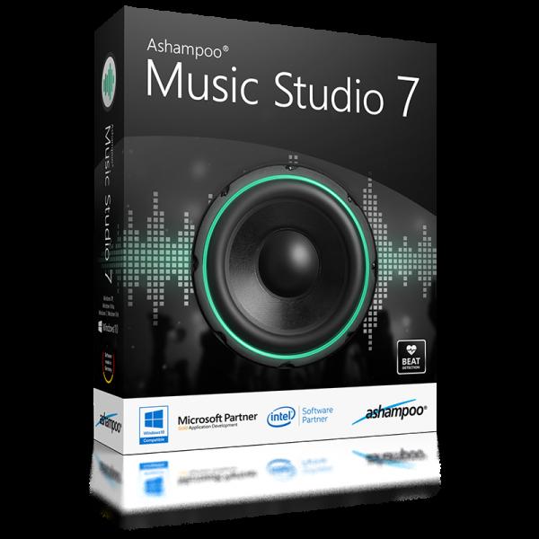 Ashampoo Music Studio 7