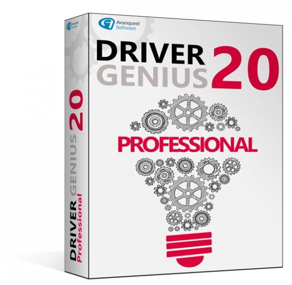 Avanquest Driver Genius 20 Professional
