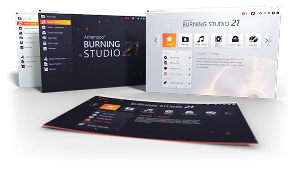 Burning Studio 21 - skins