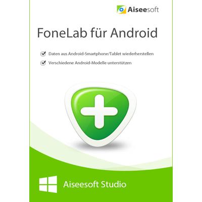 FoneLab - Android Data Recovery Windows - Lebenslange Lizenz