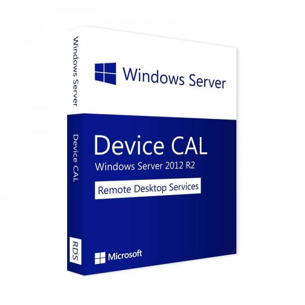 Microsoft Windows Remote Desktop Services 2012 Device CAL, RDS CAL, Client Access License