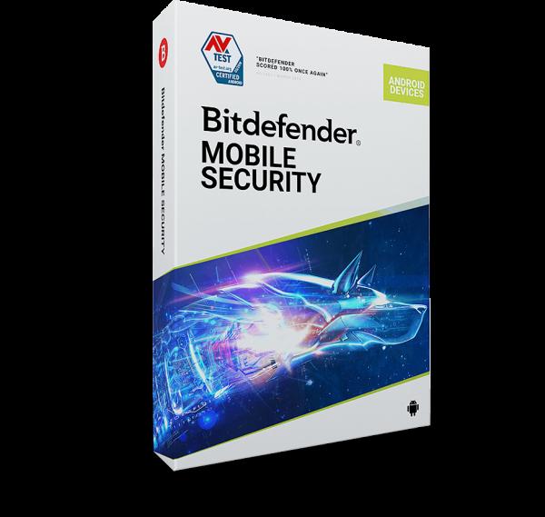 Bitdefender Total Security 2020, 1 Jahr Vollversion, Multi Device Global