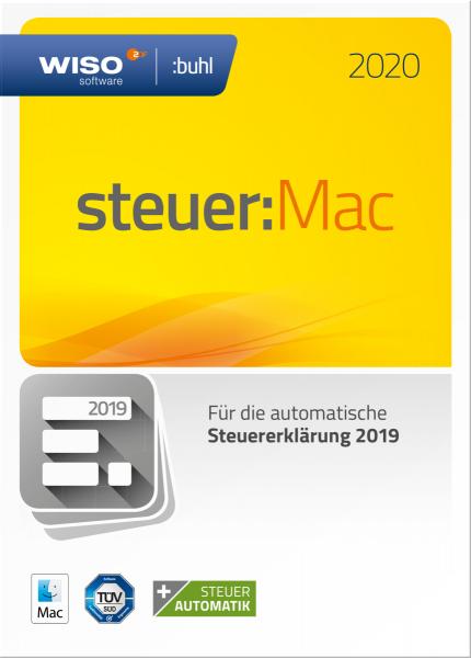 WISO steuer: MAC 2020 (für das Steuerjahr 2019)