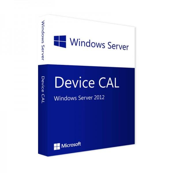 Windows Server 2012 - 10 Device CALs
