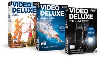 Kompatibel mit verschiedenen Videoschnittprogrammen