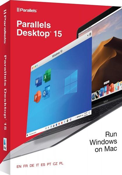 Parallels Desktop 15 für MAC ESD