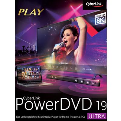 PowerDVD 19 Ultra