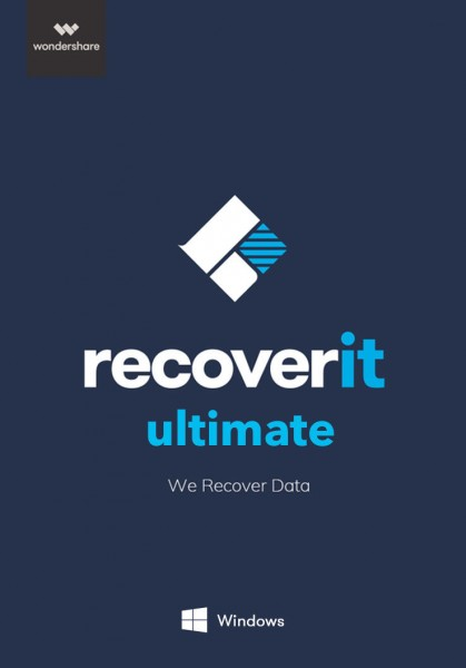Wondershare Recoverit Ultimate Windows