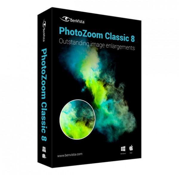PhotoZoom Classic 8 Mac