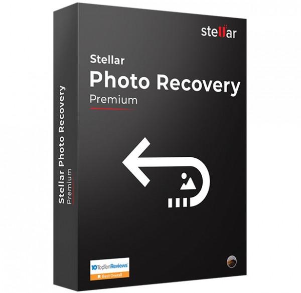 Stellar Photo Recovery 9 Premium MAC