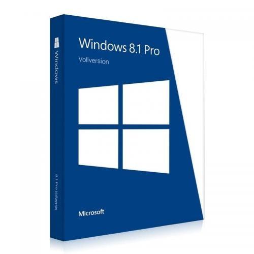 Windows 8.1 Professional 32/64 Bit