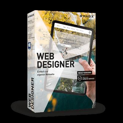 Magix Web Designer (Version 2018)
