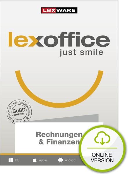 LexOffice Rechnung & Finanzen, 365 Tage Laufzeit, Download