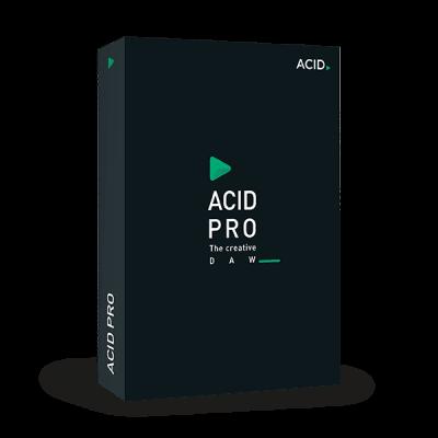 Magix Acid Pro 10