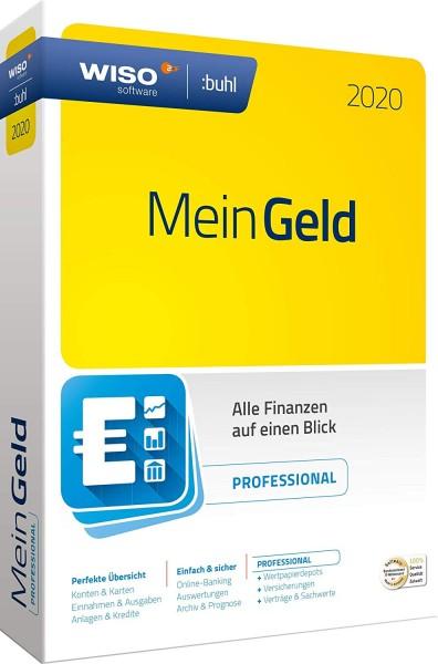 WISO Mein Geld Professional 2020 Dauerlizenz Download