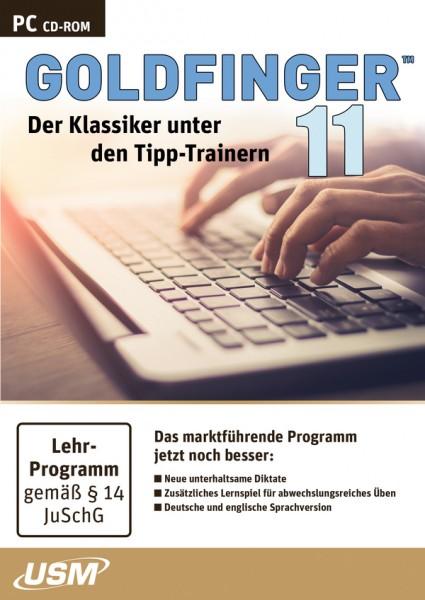 USM Goldfinger 10 Der Klassiker unter den Tipp-Trainern