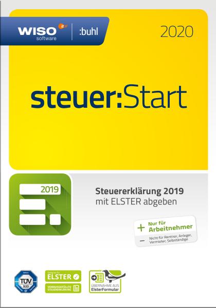 WISO steuer: Start 2019