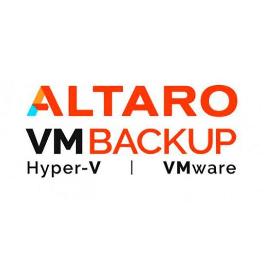 Altaro VM Backup for Mixed Environment Unlimited Edition including 1 Y of SMA