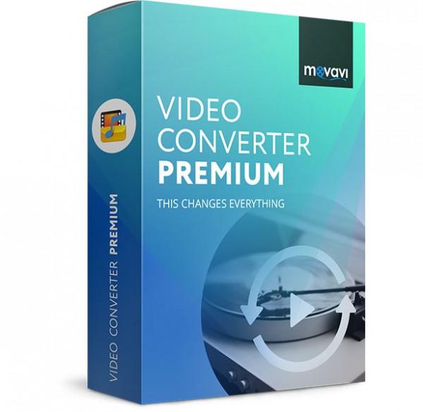Movavi Video Converter Premium 20 Mac OS