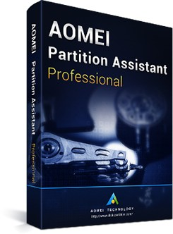 AOMEI Partition Assistant Professional 8.6