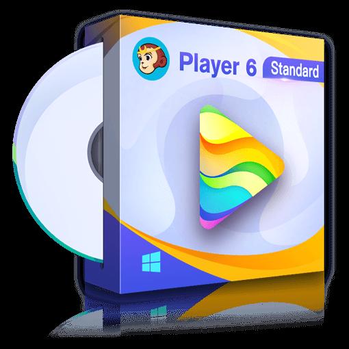 DVDFab Player 6 Standard Mac OS