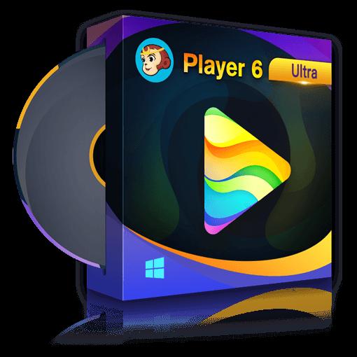 DVDFab Player 6 Ultra Mac OS