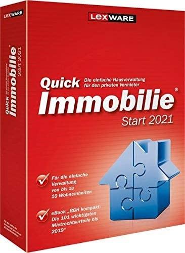 Lexware QuickImmobilie Start 2021