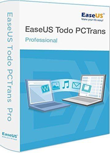EaseUS Todo PCTrans Pro 12 Vollversion