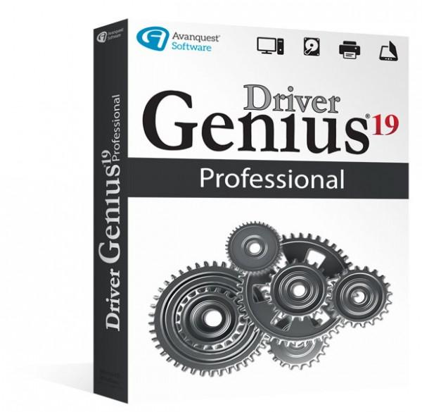 Avanquest Driver Genius 19 Professional, Vollversion