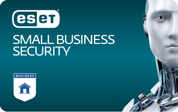 ESET Small Business Security Pack 1 Jahr
