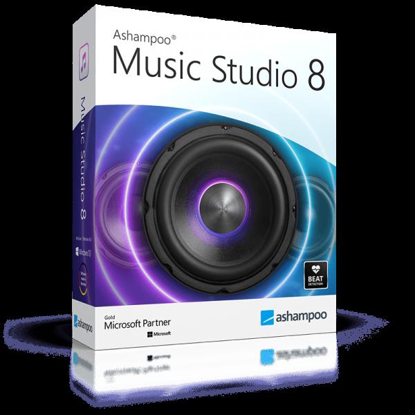 Ashampoo Music Studio 8