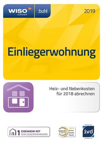 WISO Einliegerwohnung 2019, für das Abrechnungsjahr 2018
