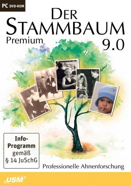 USM Stammbaum 9.0 Premium