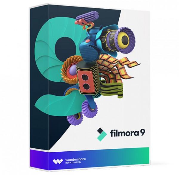 Wondershare Filmora 9 Vollversion Win/MAC