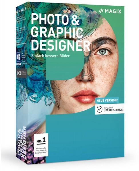 MAGIX Photo & Graphic Designer 15