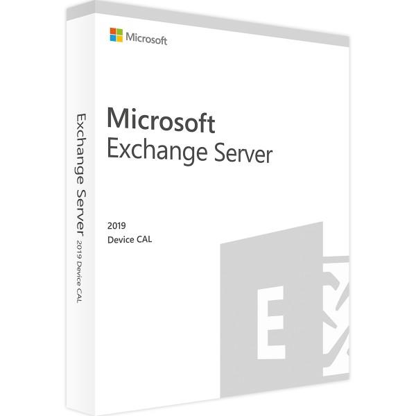 Microsoft Exchange Server 2019 Standard 10 Device CAL