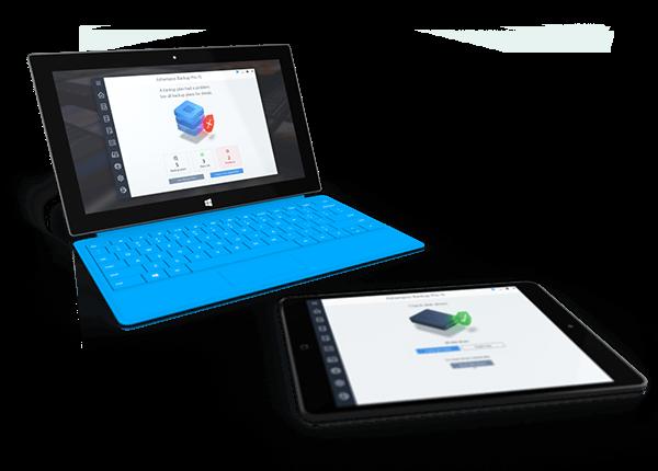 Backup Pro 15 Notebook