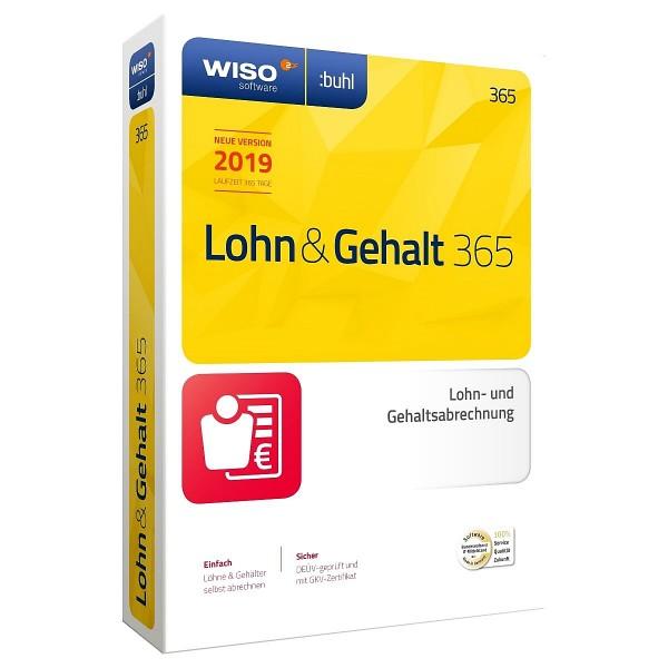 WISO Lohn & Gehalt 2019