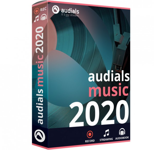Audials Music 2020