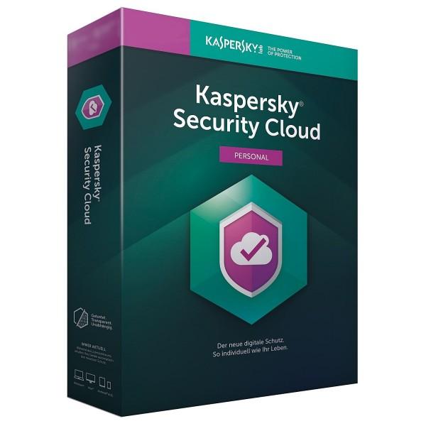 Kaspersky Security Cloud Personal