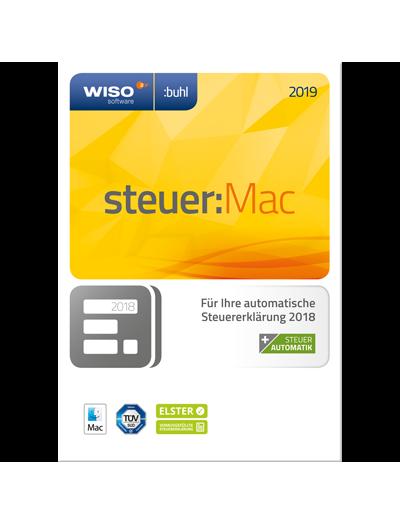 WISO Steuer: MAC 2019, für die Steuererklärung 2018