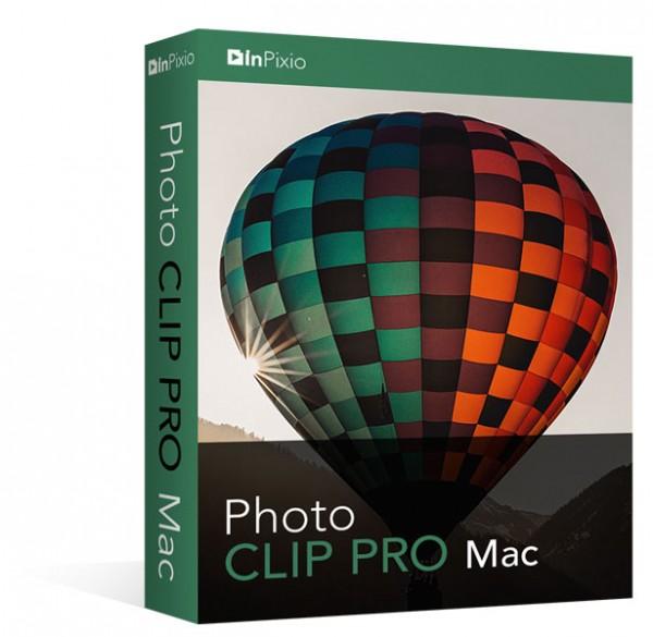 inPixio Photo Clip Pro Mac