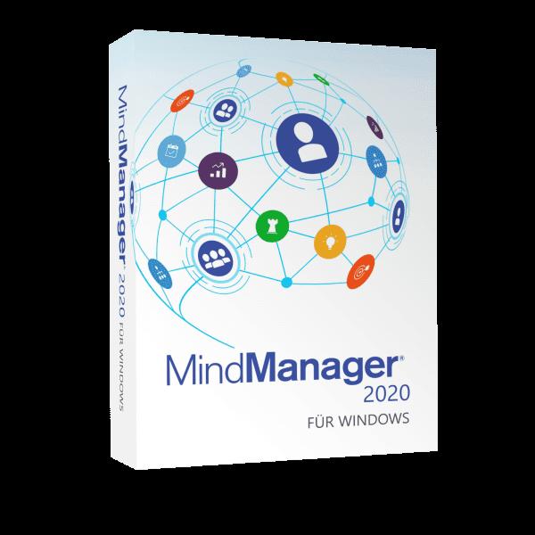 MindManager 2020, 1 Jahreslizenz