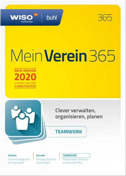 WISO Mein Verein 365 Teamwork, Box