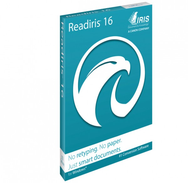 Readiris Corporate 16 Mac OS